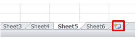 excel formula new sheet