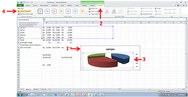 tutorial ms excel-format chart object-