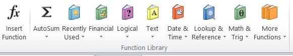 belajar excel klasifikasi fungsi rumus excel berdasarkan konteks