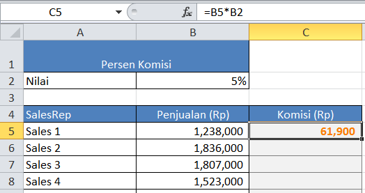 contoh-referensi-absolute-ms-excel-1